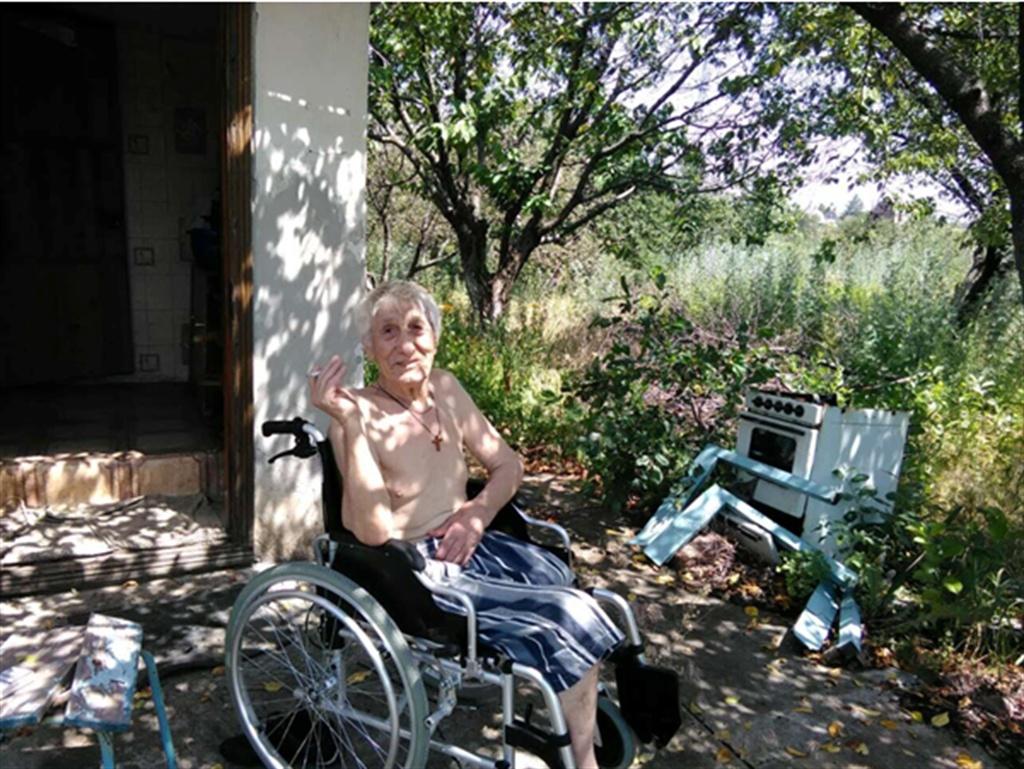 Отец Петрулевича до событий 2014-го года. Фото: из личного архива Олега Животова