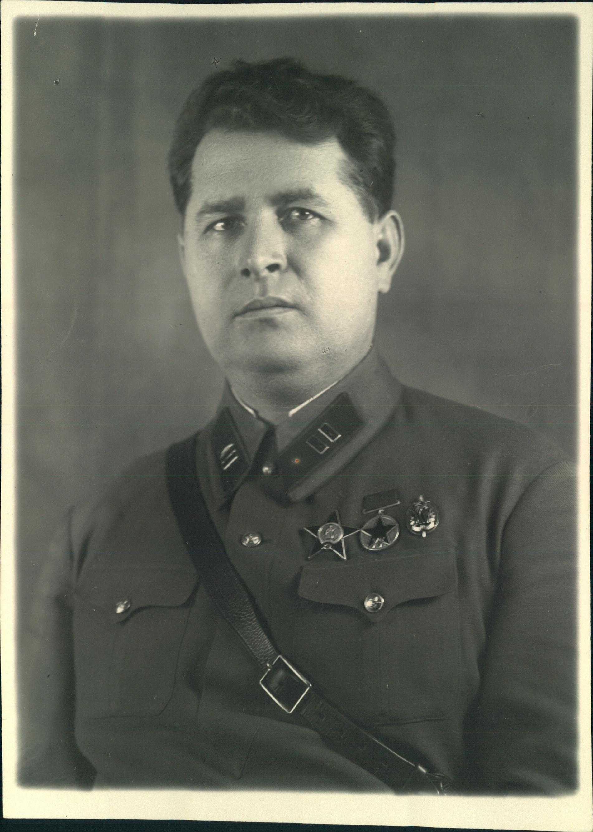 Нагорный Иван Григорьевич. Фото из фондов Отраслевого государственного архива СБУ
