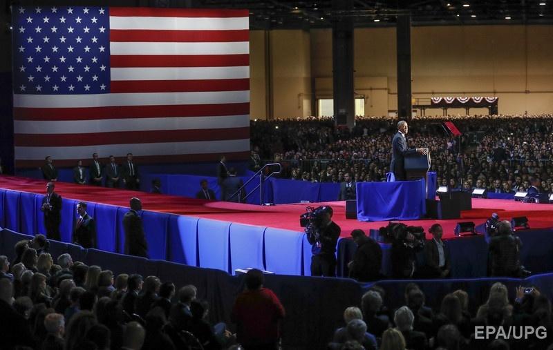 Обама: Угрозы демократии гораздо опаснее, чем какие-то бомбы или ракеты. Фото: ЕРА