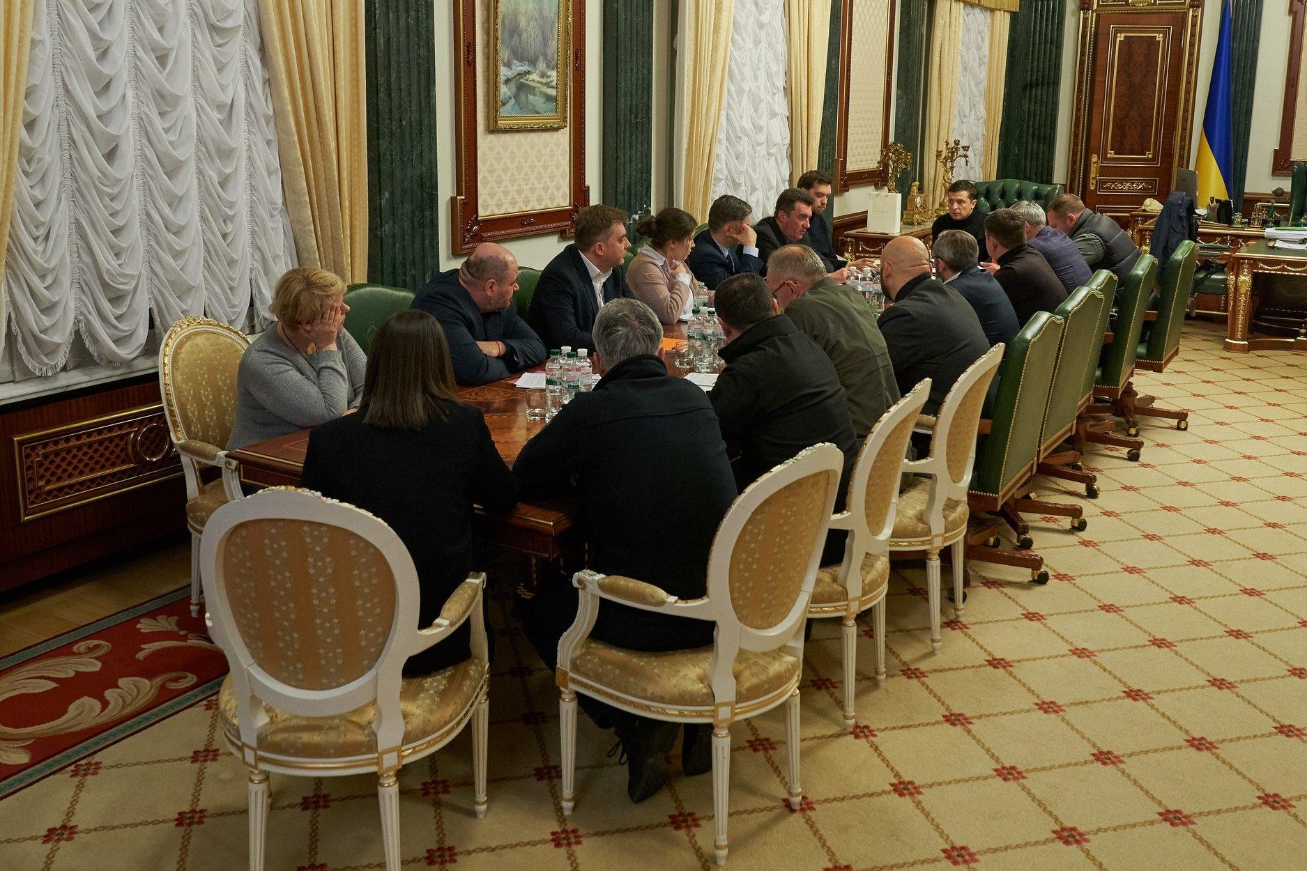 Фото: Офіс Президента України / Facebook