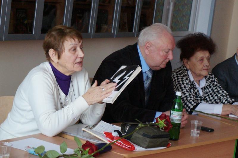 Анна Михайловна является замглавы Украинского союза узников – жертв нацизма. Фото: familytimes.com.ua