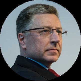 Спецпредставитель Госдепартамента США по делам Украины Курт Волкер