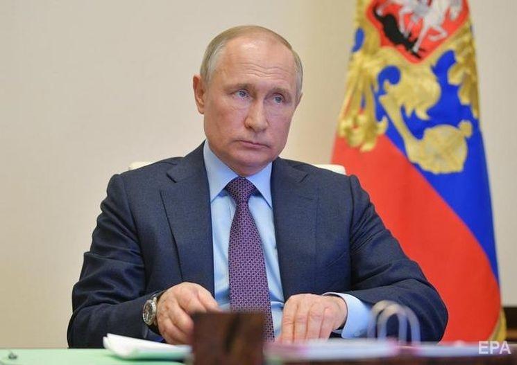 Уровень поддержки Путина падает. Фото: EPA