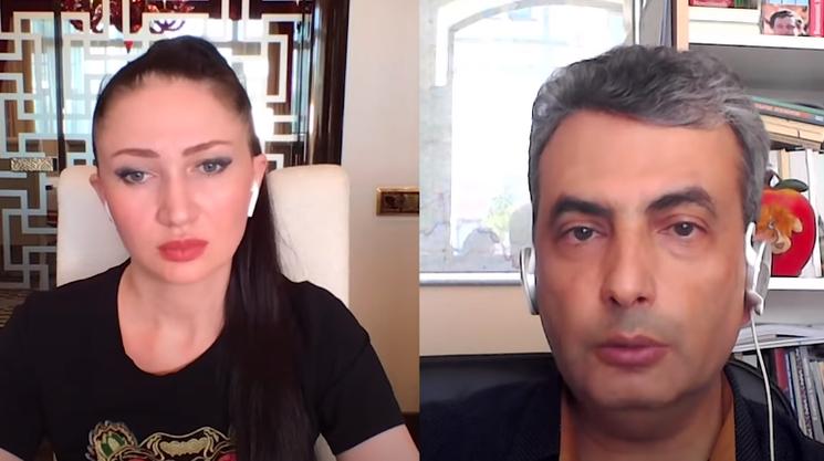 Скриншот: Алеся Бацман / YouTube