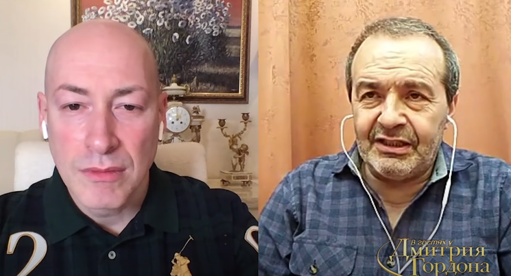 Скриншот: В гостях у Гордона / YouTube