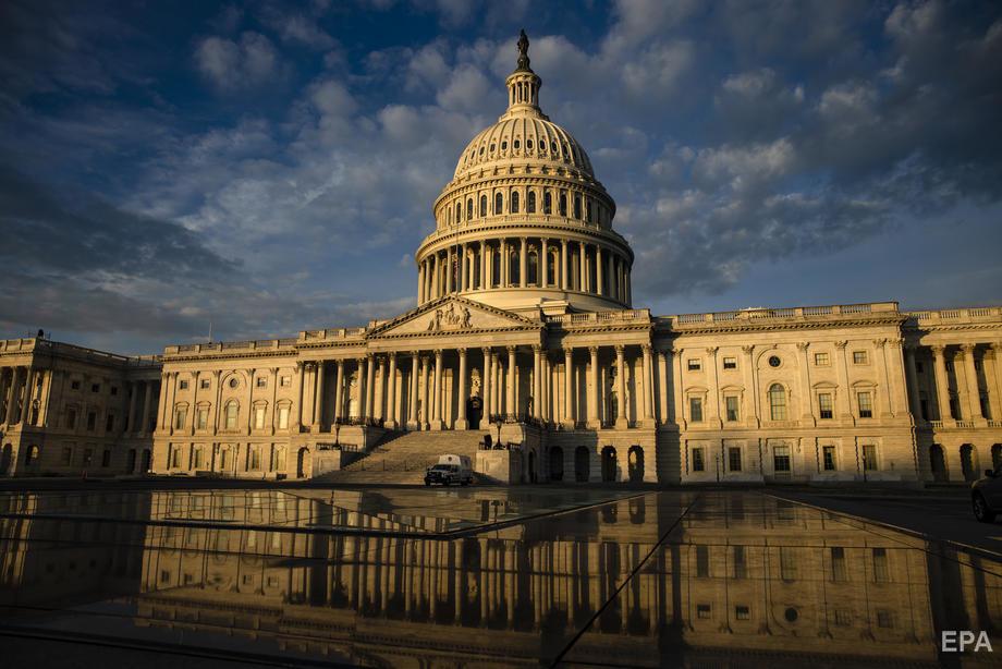 Штурм Капитолия произошел 6 января. Фото: EPA