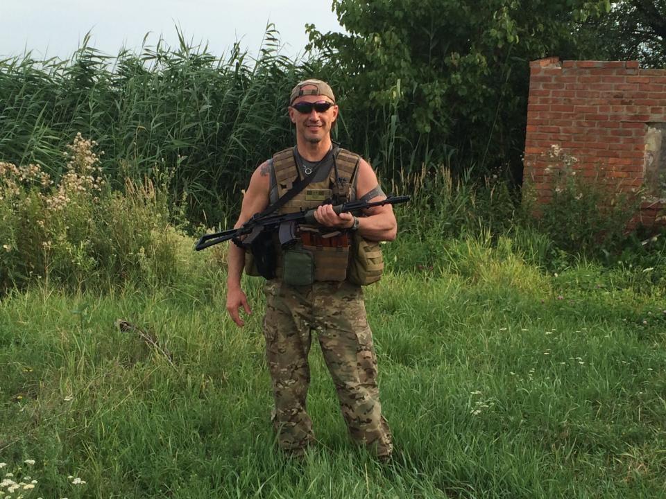 CNN: Киевский миллионер с оружием в руках отстаивает Украину