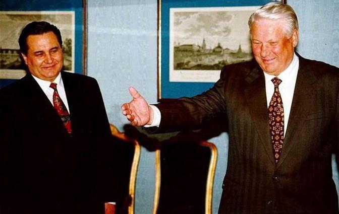 «Несколько раз с Ельциным встречаться пришлось, а последний раз я с ним в Крыму виделся, когда президентом он уже не был»
