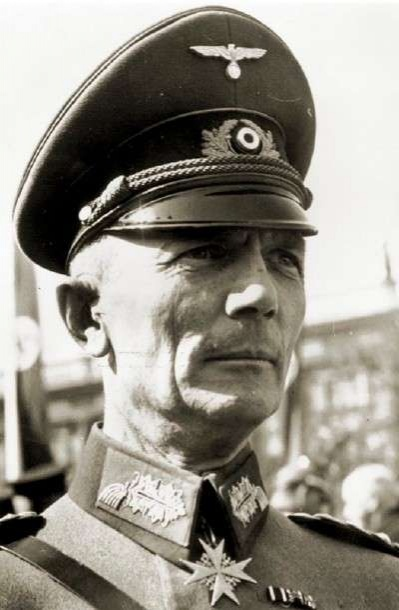Генерал-фельдмаршал Федор фон Бок. Фото: ic.pics.livejournal.com