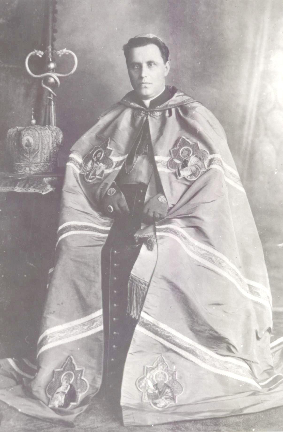 Епископ Григорий Лакота