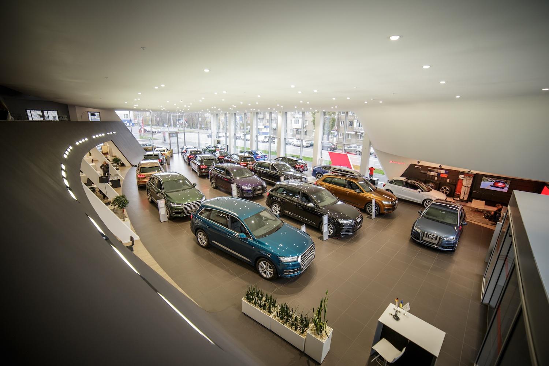 Фото: Audi Центр Одесса Юг / Ауди Центр Одесса Юг / Facebook