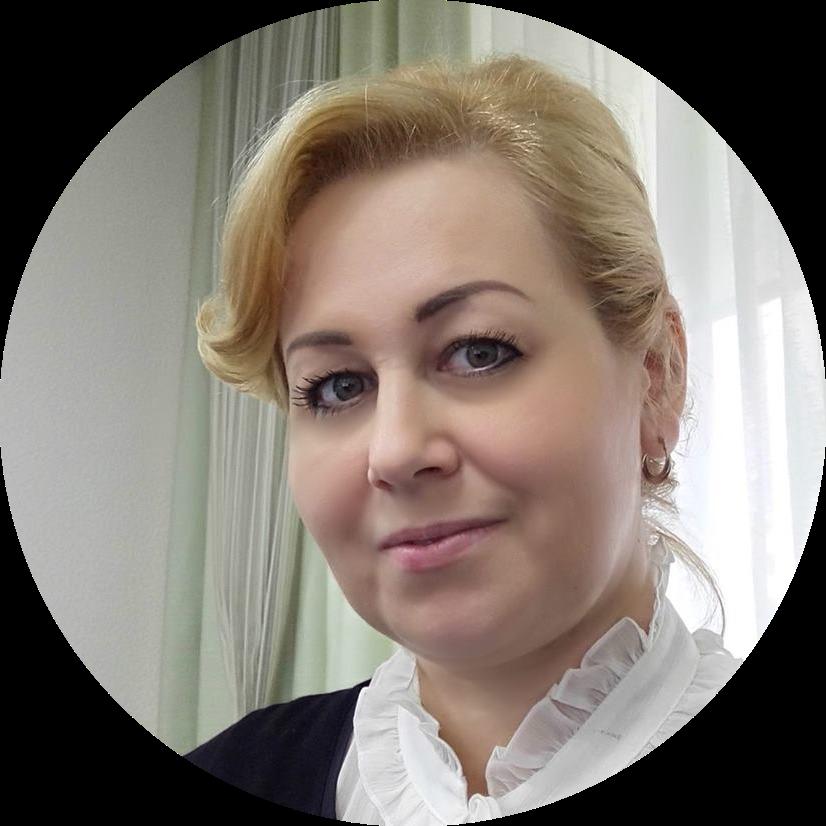 Спикер генерального прокурора Украины Лариса Сарган: