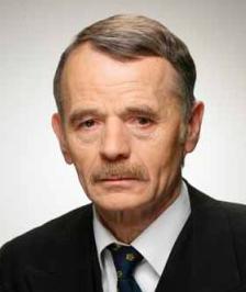 Глава: Мустафа Джемилев, народный депутат Украины от БПП, уполномоченный президента по вопросам крымскотатарского народа. Фото: Qtmm.org