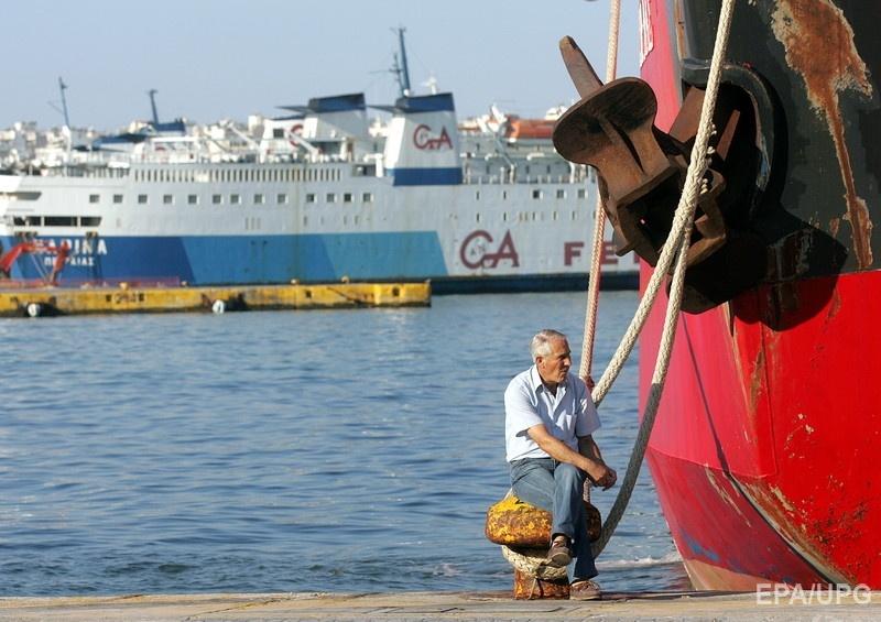 Судоходство, вместе с сельским хозяйством и туризмом, является основной статьей греческой экономики. Фото: ЕРА