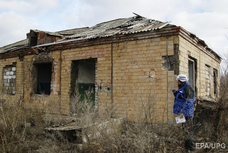 Гаагский трибунал расследует факты обстрелов гражданских объектов на Донбассе. Фото: ЕРА