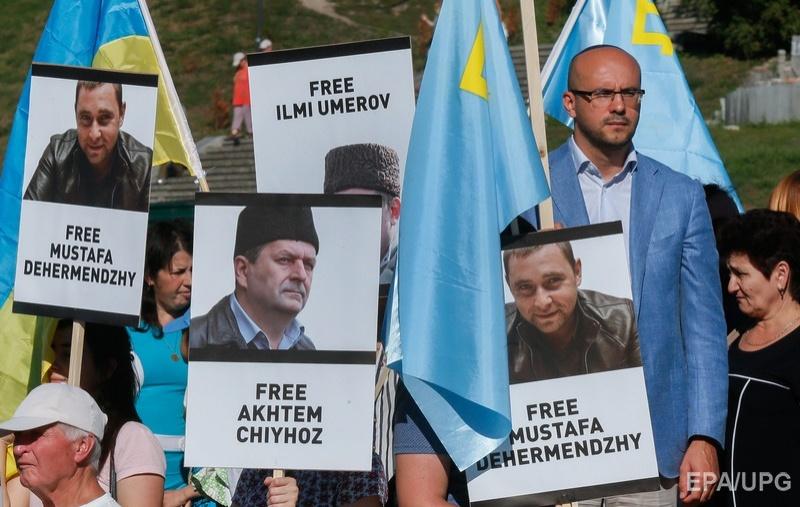 В отчете указывается о притеснениях и незаконных задержаниях крымских татар. Фото: ЕРА