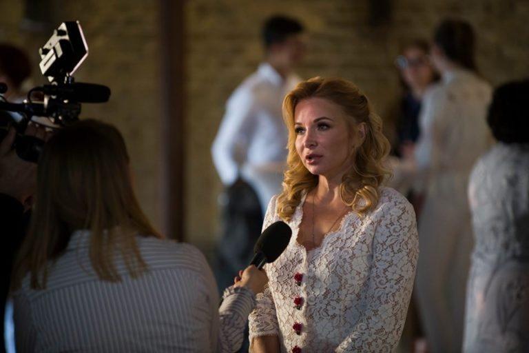 Виктория Лесничая ведет активную публичную жизнь. Фото: diprada.org.ua