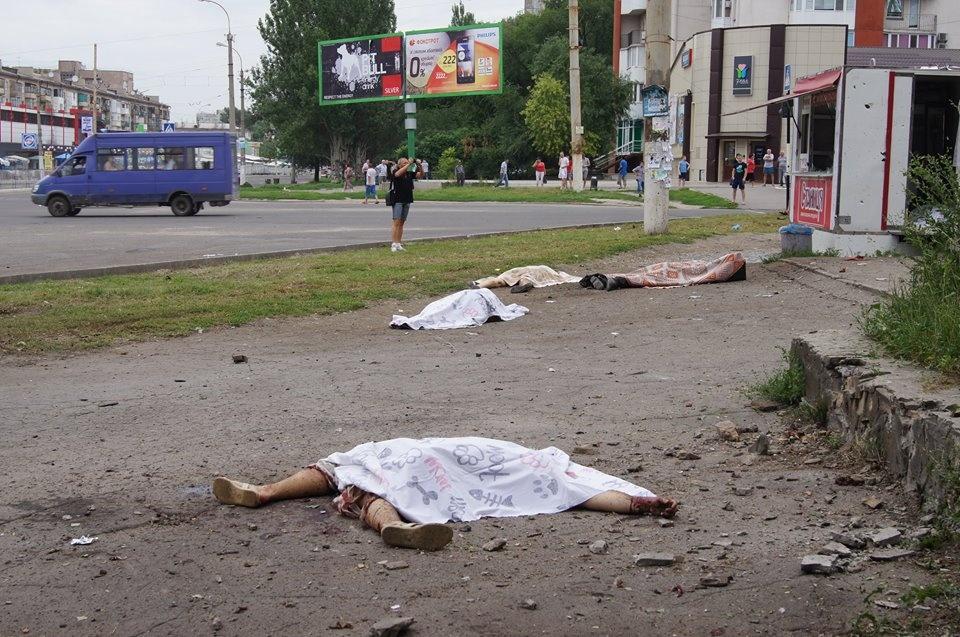 """Террористы блокируют железнодорожные рефрижераторы с телами пассажиров сбитого """"Боинга"""" - Цензор.НЕТ 9526"""