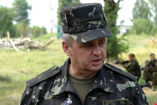 Виктор Муженко Фото: ak-inzt.net