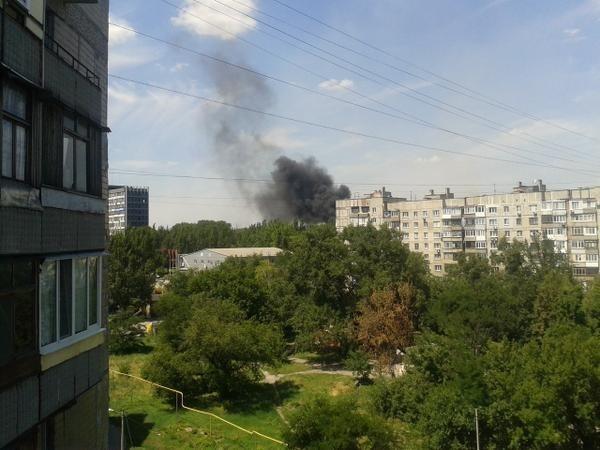 Донецк. Фото: Веселuй Патріот / Twitter