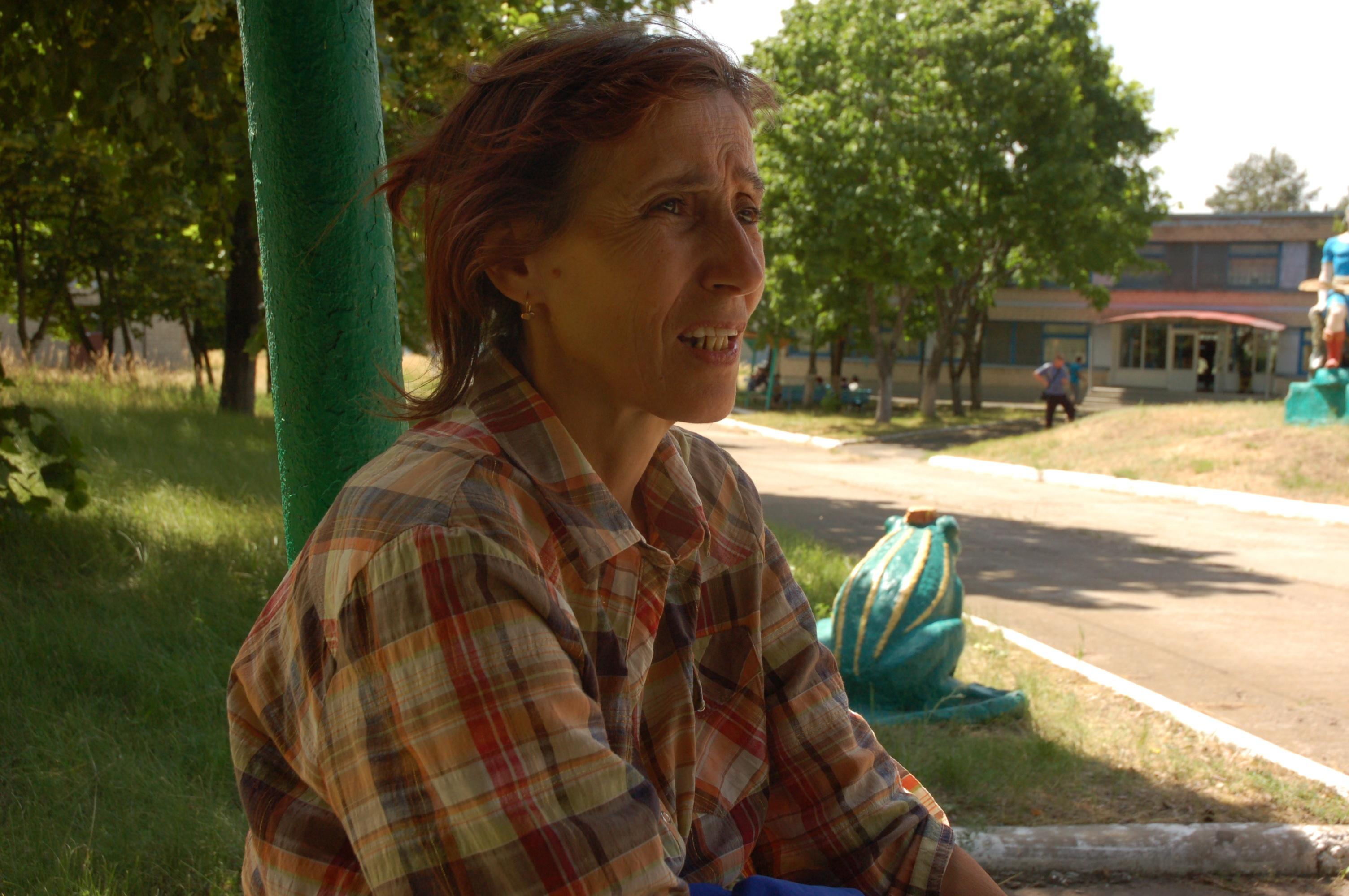 Валентина Ивановна из Славянска