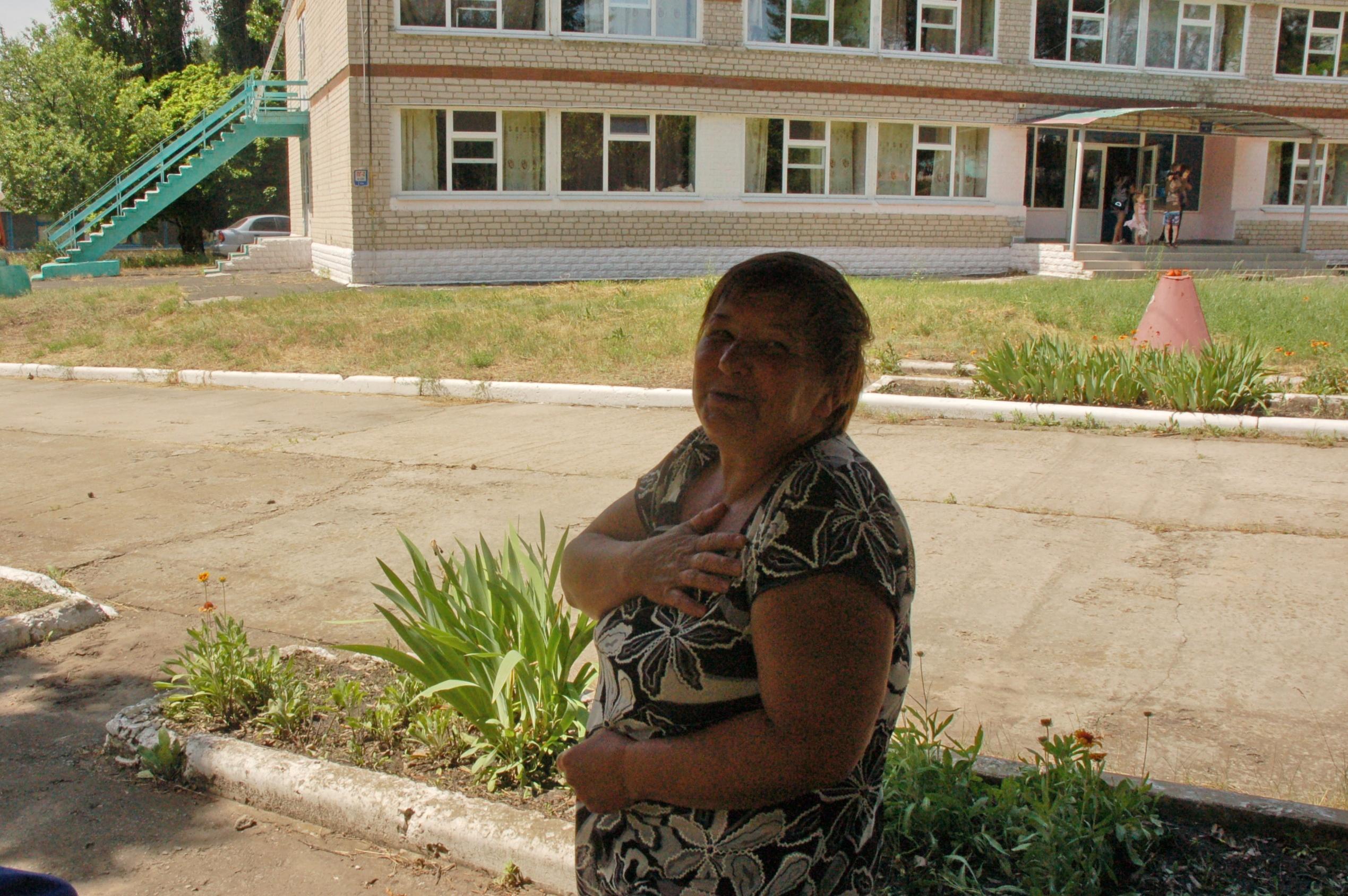 Лидия Анатольевна из Славянска