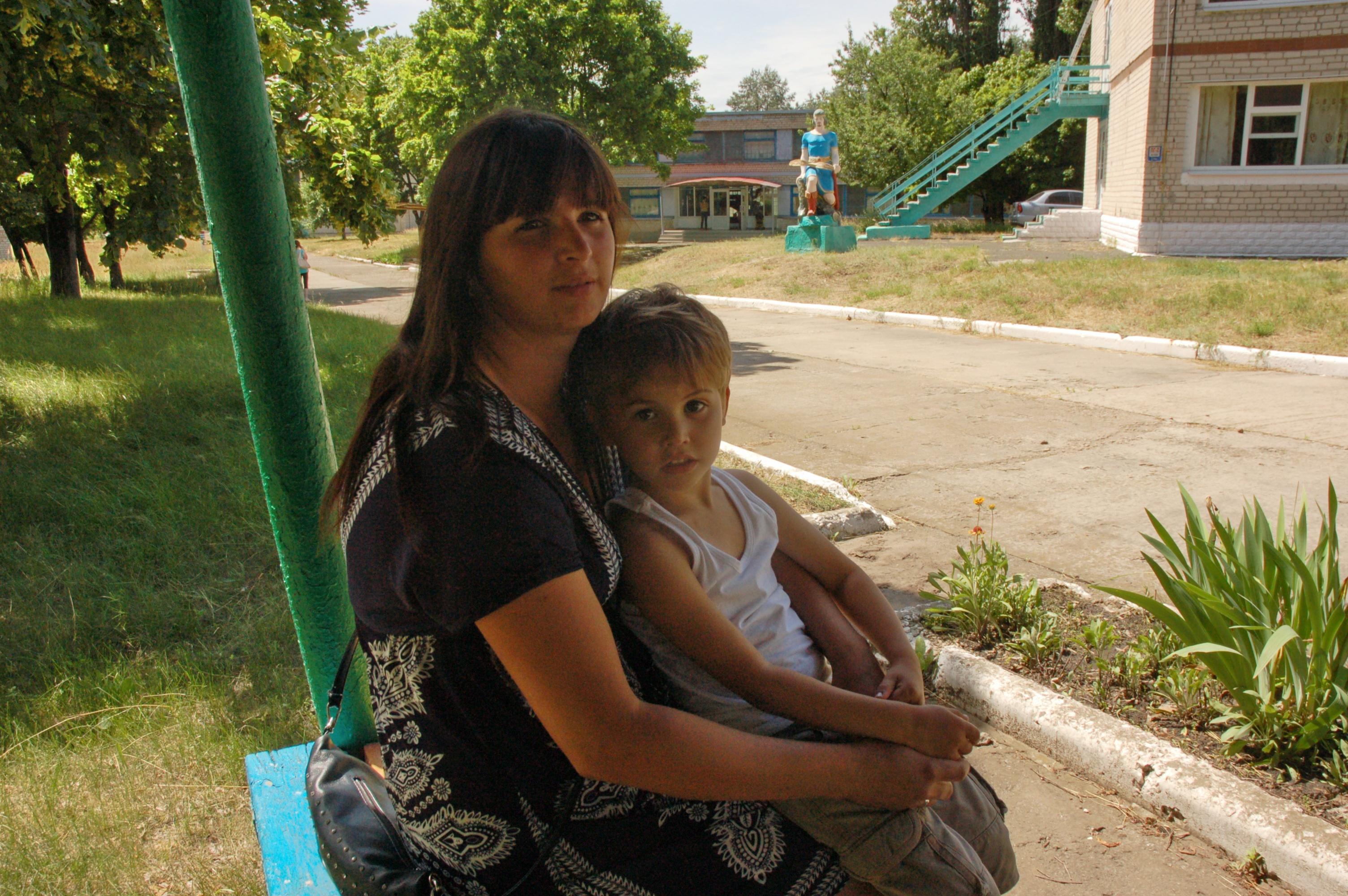 Степан с маой