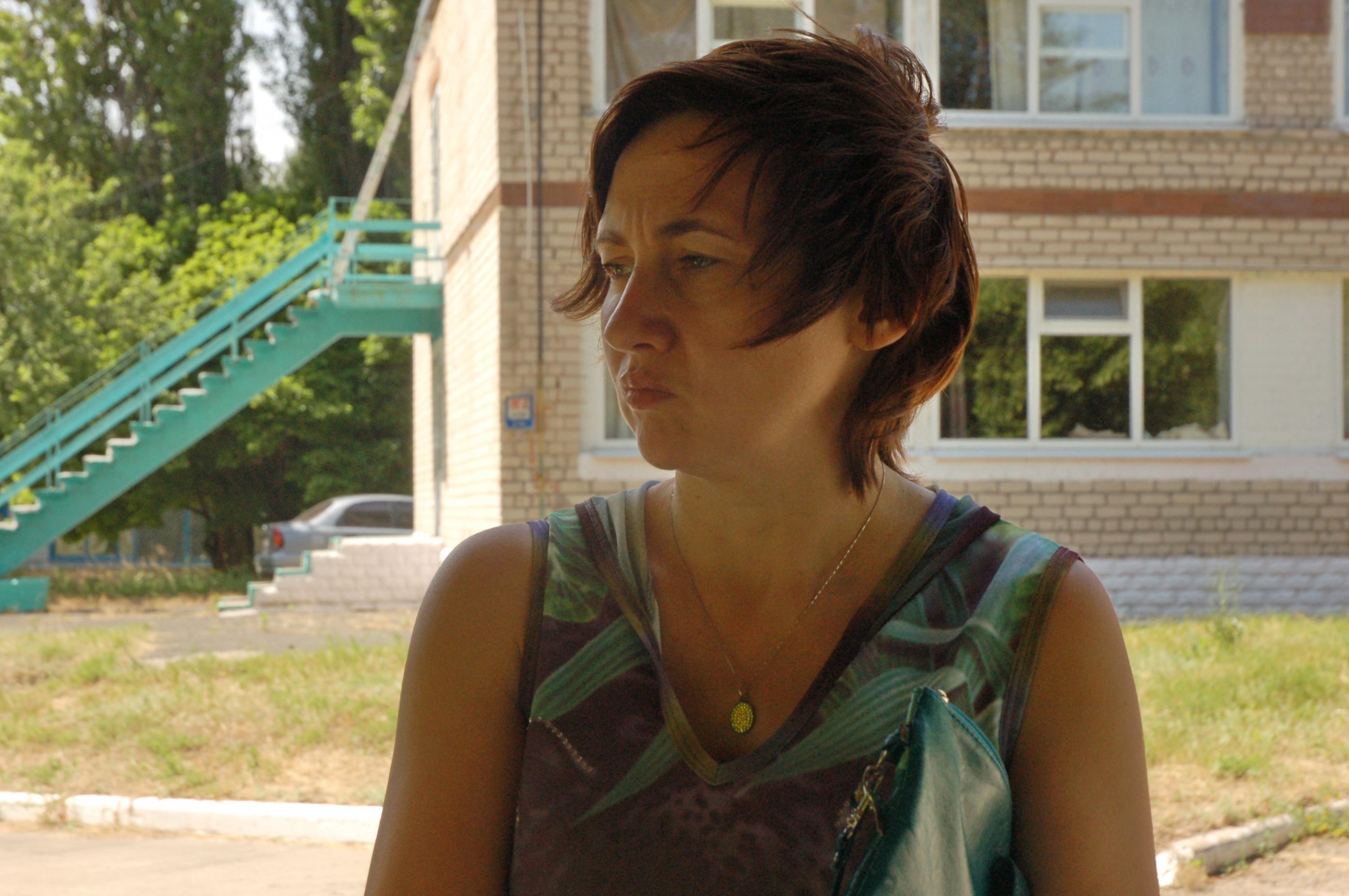 Анна из Славянска