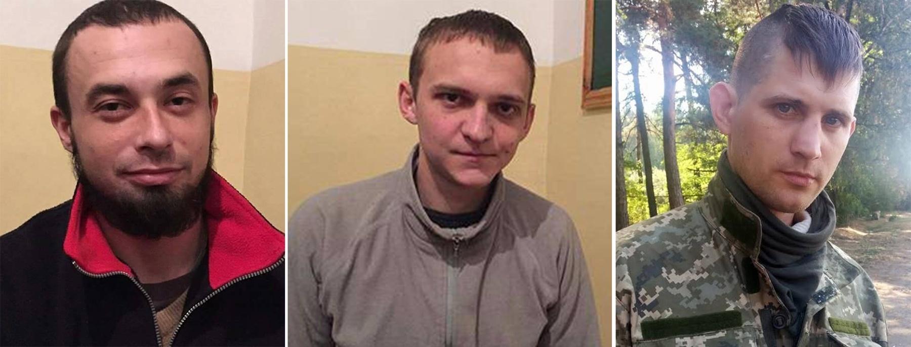 Картинки по запросу Родные военнопленных устроили акцию возле Администрации Президента