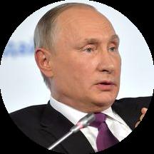 Владимир Путин, президент России: