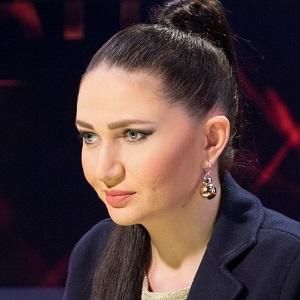"""Главный редактор издания """"ГОРДОН"""" Алеся Бацман"""