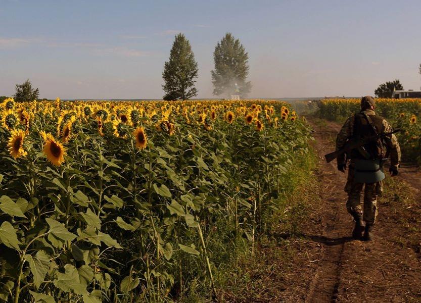 Лойко: Природа и жизнь – естественные вещи, а война – нет. Хотя человечество все время пытается само себе доказать обратное