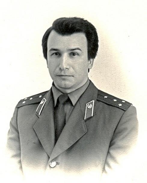 Владимир Попов. Фото из личного архива