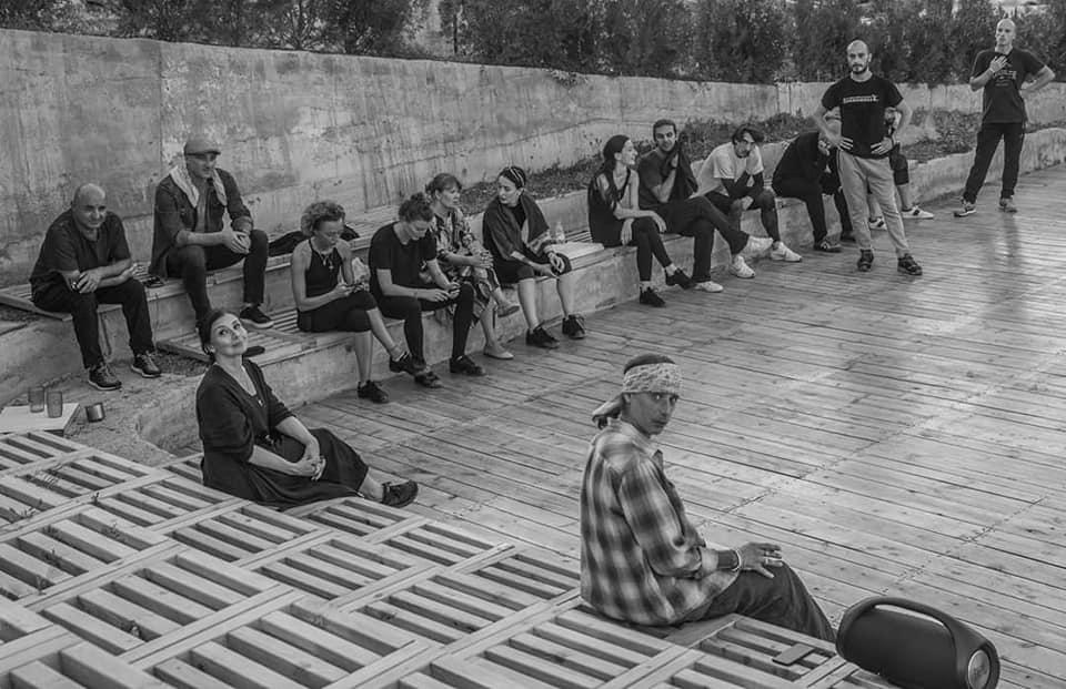 Летняя эстрада Сухишвили. Фото: Sukhishvilebi / Facebook