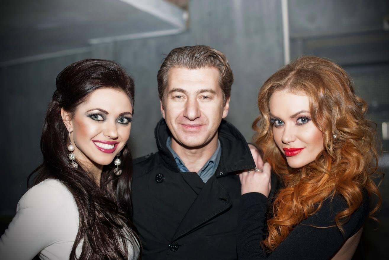Юрий Никитин и НеАнгелы. Фото: Юра Никитин / Facebook