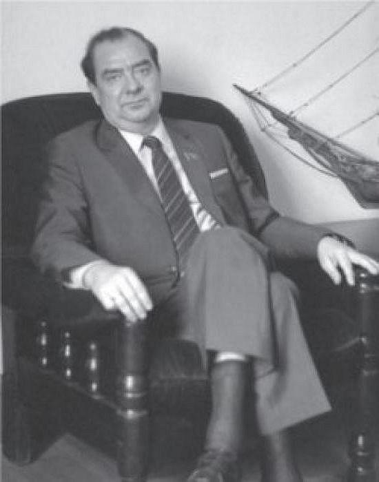 Юрий Леонидович Брежнев. / Фото: www.monateka.com