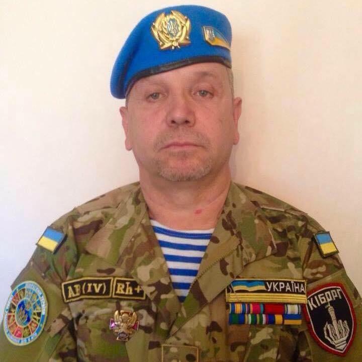Миньо: Даже если бы Путин собрал все свои войска. Они, может быть, взяли бы не только Донецкую и Луганскую области, а даже зашли вглубь нашей территории, но назад уже не вернулись бы никогда. Фото из архива Николая Миньо