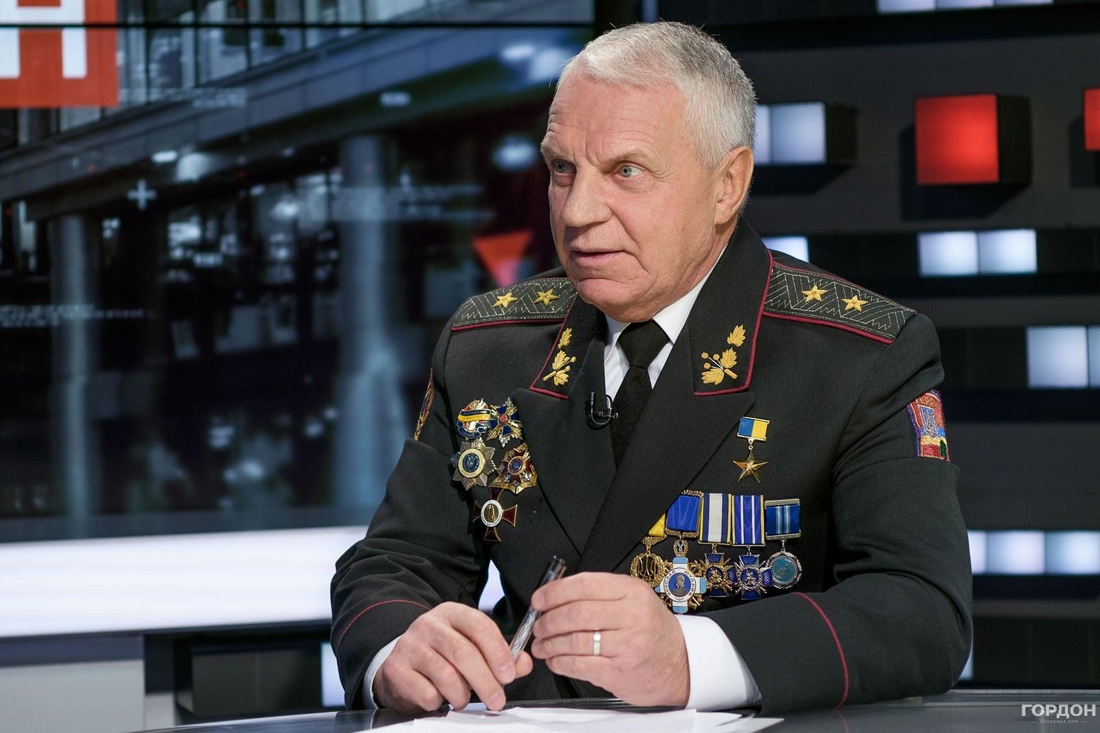 Омельченко: