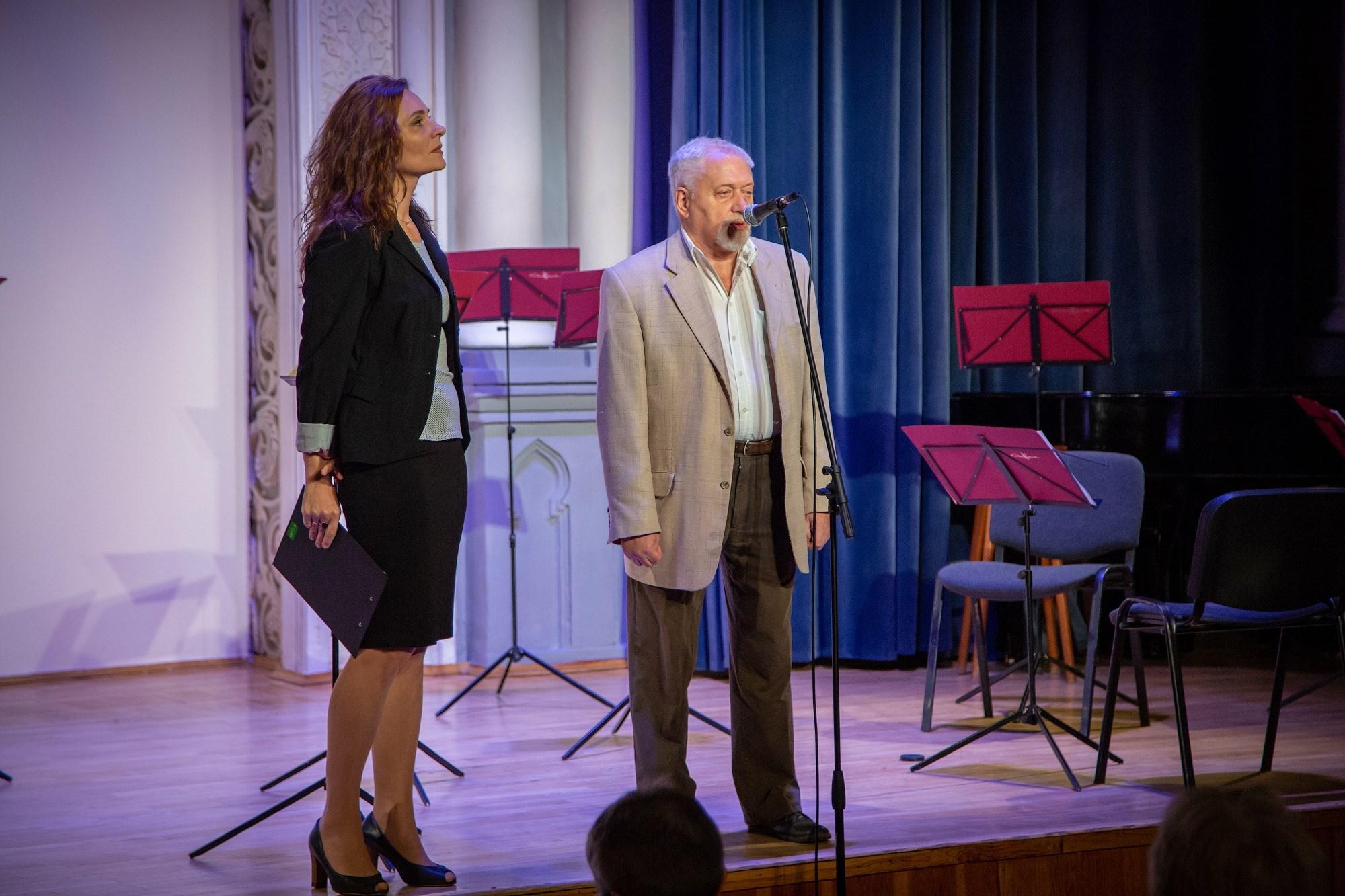 Семен Глузман поделился своими воспоминаниями о Светличном. Фото: Алексей Плиско / Facebook