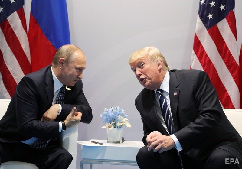 Фельштинский: И еще Путин знал, что Трамп, разумеется, должен еще и самому Путину. Фото: ЕРА