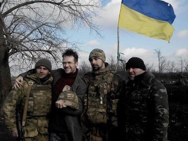 """Пашинин: Хочу украинцам спокойно смотреть в глаза и говорить """"Я с тобой там был"""", а не бросать в лицо """"Я тебя туда не посылал"""". Фото: Zloy-odessit / ЖЖ"""