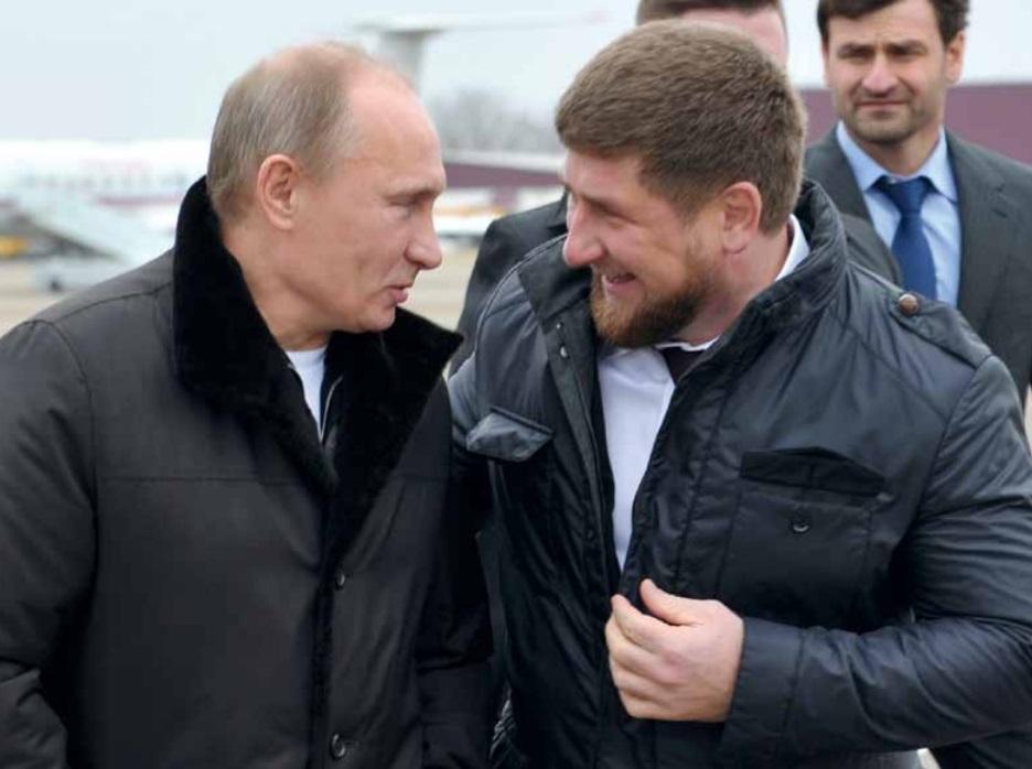 Яшин: В отношениях Кадырова и Путина еще надо разобраться, кто чей вассал, кто от кого зависит. Фото: Илья Яшин / Facebook
