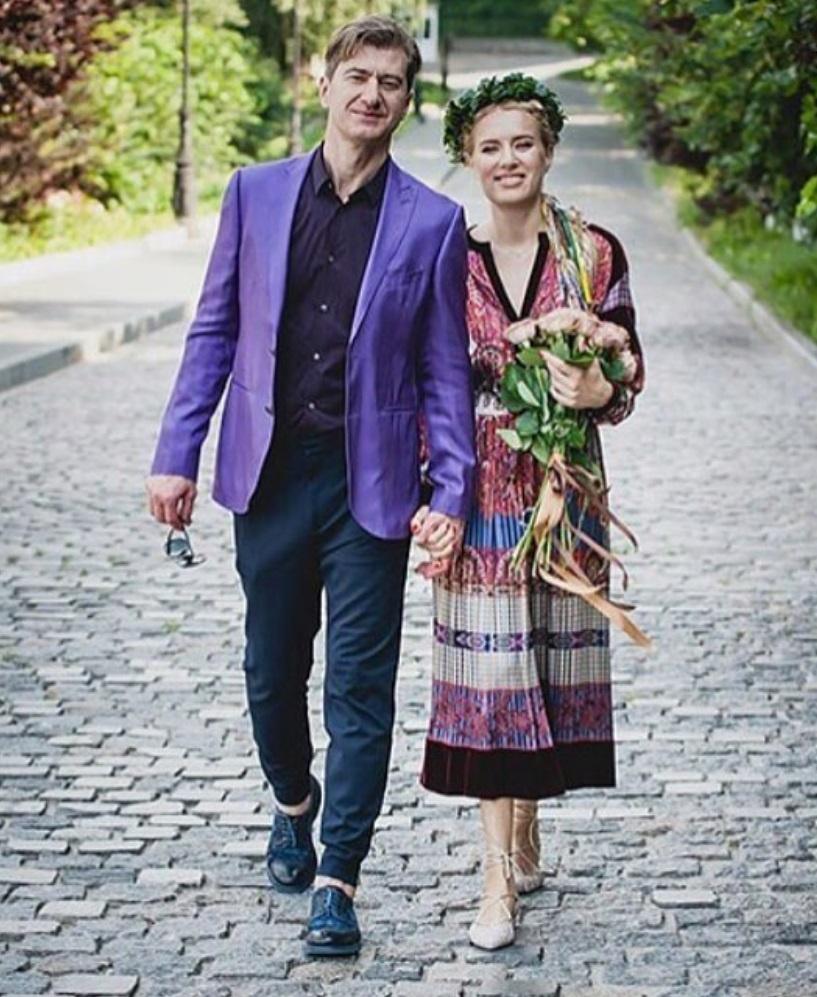 Юрий Никитин и его супруга Ольга Горбачева. Фото: Yuriynikitin / Instagram