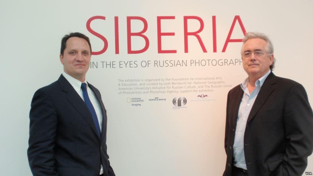 Антон Федяшин и Джек Расмуссен. Фото: golos-ameriki.ru