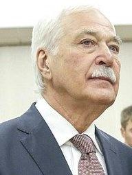 Борис Грызлов. Фото: duma.gov.ru
