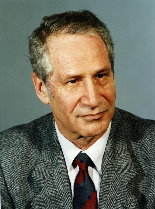 Маркус Вольф. Фото: Bundesarchiv / Wikipedia.org