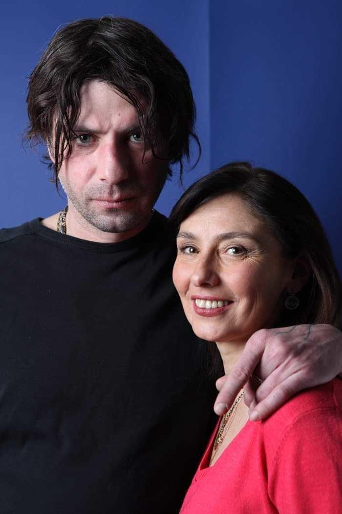 Нино и Илико Сухишвили. Фото из личного архива