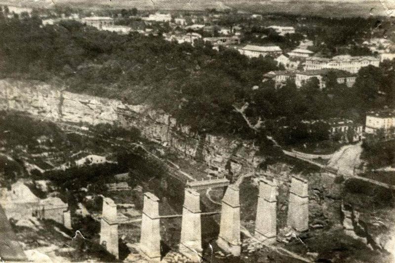 Каменец-Подольский весной 1944 года. Фото: reibert.info