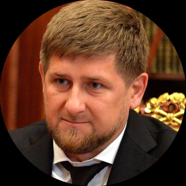 Рамзан Кадыров, глава Чечни: