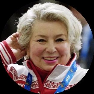 Татьяна Тарасова, тренер по фигурному катанию: